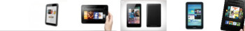 Barnes & Noble Nook HD vs Amazon Kindle Fire vs Nexus 7: spec comparison