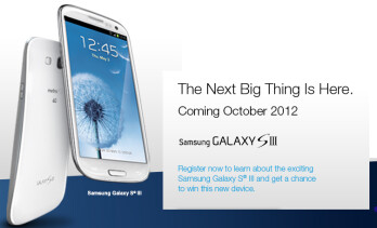The Samsung Galaxy S III is coming next month to MetroPCS