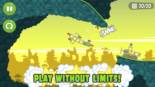 Bad Piggies is now available on iPhone, iPad and Android - Bad Piggies is now available on iPhone, iPad, and Android