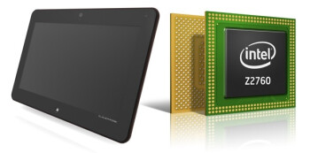 Intel refutes the claims that Win 8 is not ready, demos thin Atom-based reference tablets with 10-hour battery