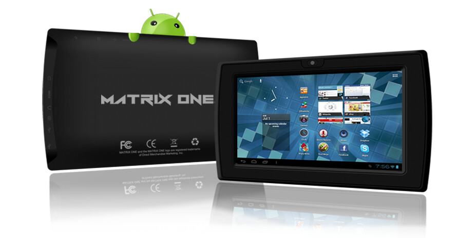 And here's an ICS tablet for 60 bucks