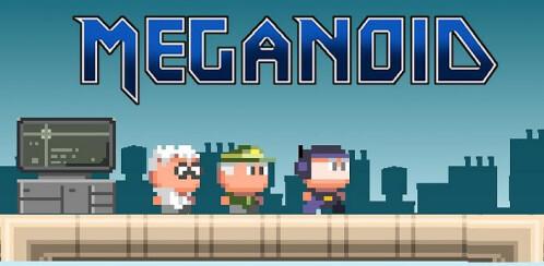 Meganoid - Android, iOS