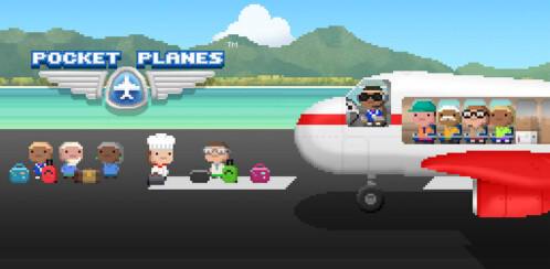 Pocket Planes - Android, iOS