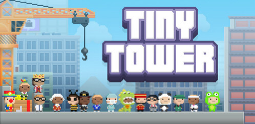 Tiny Tower - Android, iOS