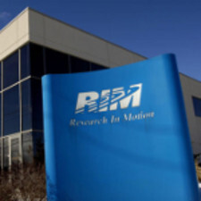 RIM has more than $2 billion in cash - After hours, RIM's shares soar 18% thanks to smaller than expected quarterly loss