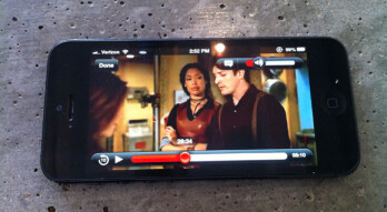 Netflix on the Apple iPhone