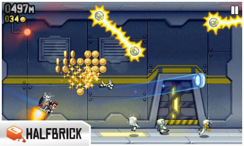 Jetpack Joyride on Android
