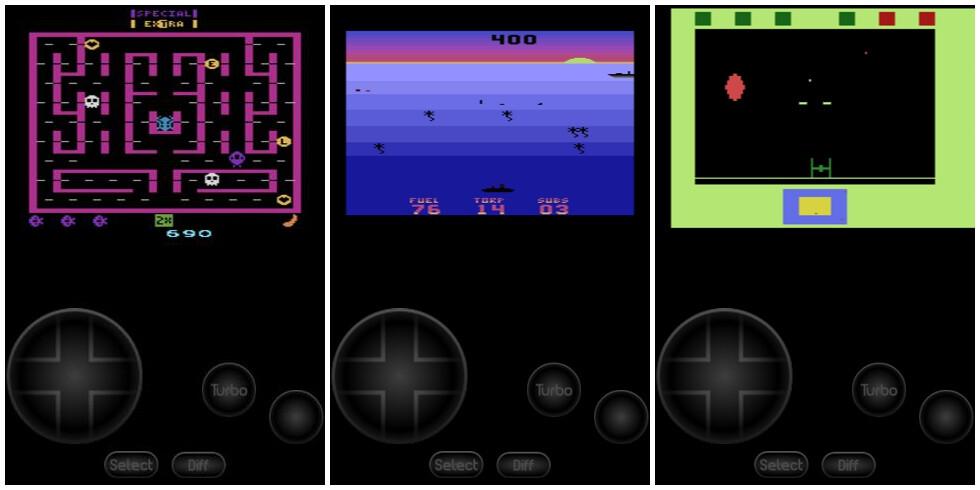 Atari 2600 Emu