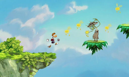 Jungle Run Rayman