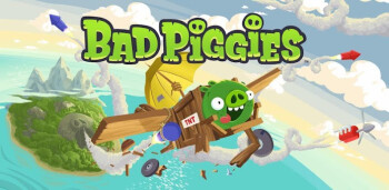 Bad Piggies reaches the top on the U.S. App Store in only 3 hours