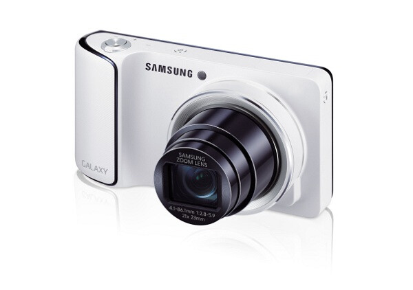 Samsung Galaxy camera visits the FCC, packing HSPA, Wi-Fi and Bluetooth
