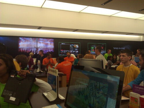Microsoft Grand Openings in New York and Delaware