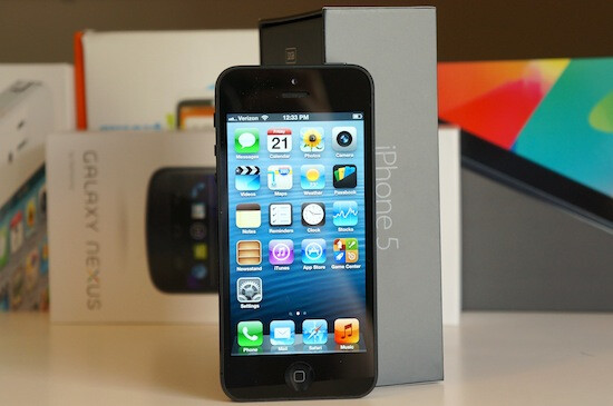 Is your Apple iPhone 5 using too much cellular data?? - Verizon version of Apple iPhone 5 gets update to repair Wi-Fi issue