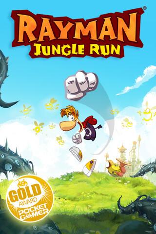Rayman Jungle Run - Android, iOS - $2.99