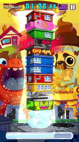 Super Monsters Ate My Condo! - iOS - $0.99