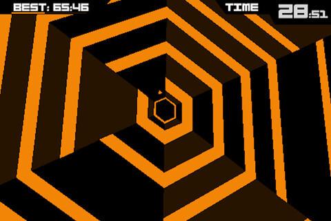 Super Hexagon - iOS - $2.99