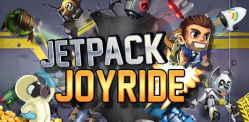 Jetpack Joyride - Android, iOS - Free