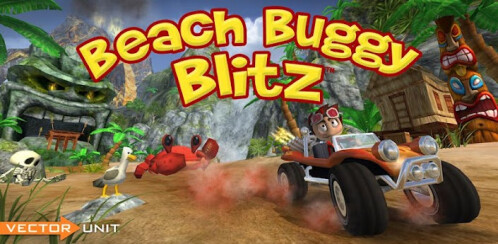Beach Buggy Blitz - Android (Tegra 2 or 3 devices) - Free