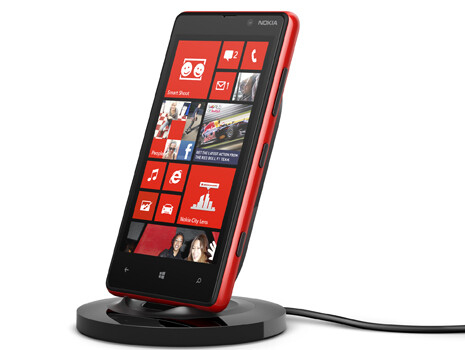 Wireless charging on upcoming Lumia smartphones