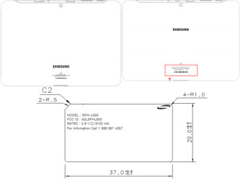 Three Samsung devices met the FCC