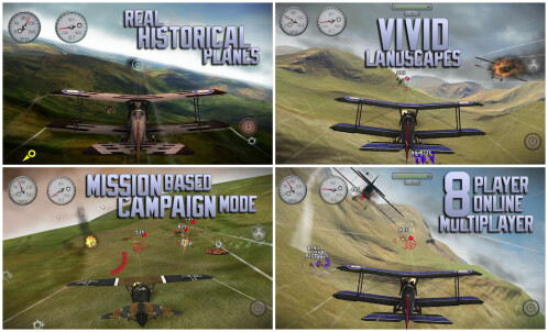 Sky Gamblers: Rise of Glory