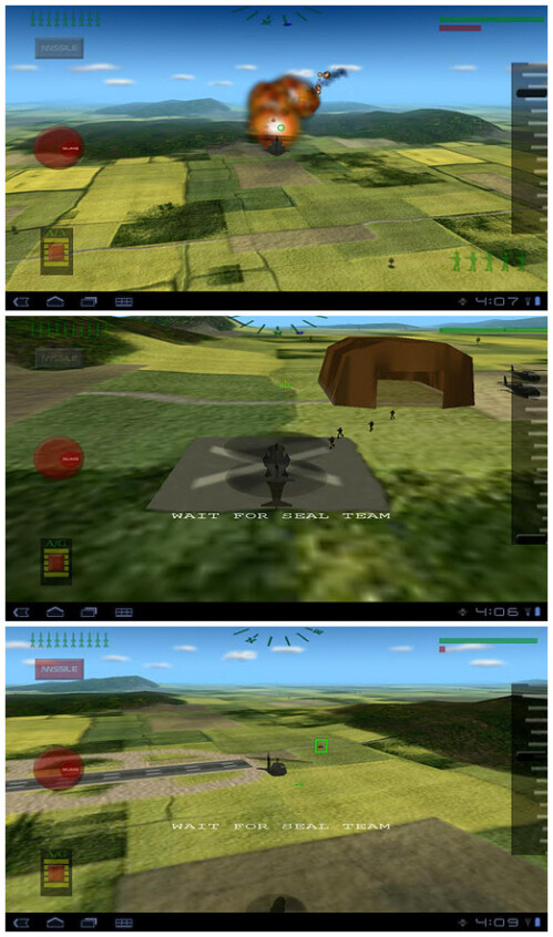 Stealth Chopper 3D