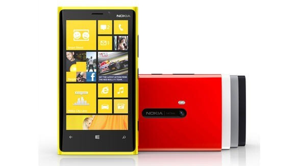 The Nokia Lumia 920 - Bloomberg: Nokia Lumia 920 to be introduced Thursday by AT&T