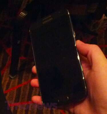 T-Mobile version of the Samsung Galaxy Note II - T-Mobile version of Samsung GALAXY Note II pictured