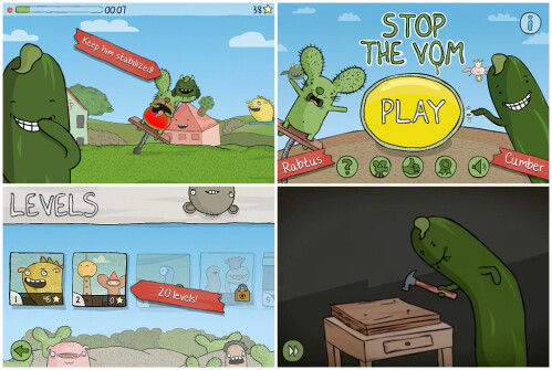 Stop the vom