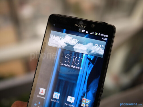 It's packing similar specs to the Xperia ion