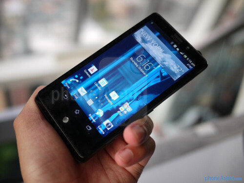 Sony+Xperia+TL+hands-on