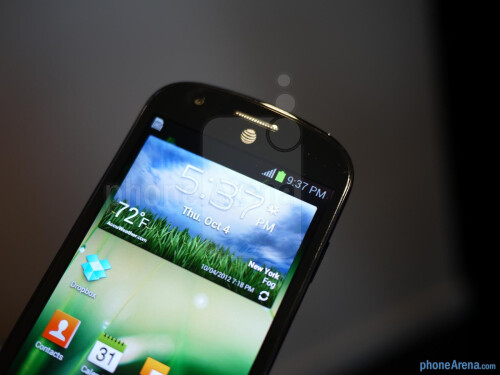 Initial standouts with the Samsung Galaxy Express