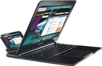 The Motorola ATRIX 4G and the lapdock accessory