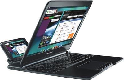 The Motorola ATRIX 4G and the lapdock accessory - Motorola says goodbye to its Webtop and Lapdock