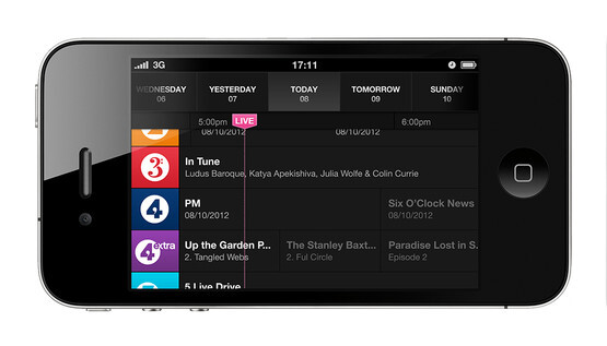 The BBC iPlayer Radio app will be available for the App Store on October 9th for the U.K. only - BBC iPlayer Radio launches Tuesday for iOS users in the U.K.