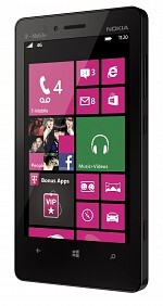 The Nokia Lumia 810 - T-Mobile exclusive: the Nokia Lumia 810