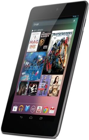 The original $199 Nexus 7