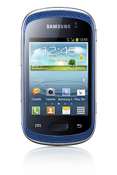 Samsung Galaxy Music official pics