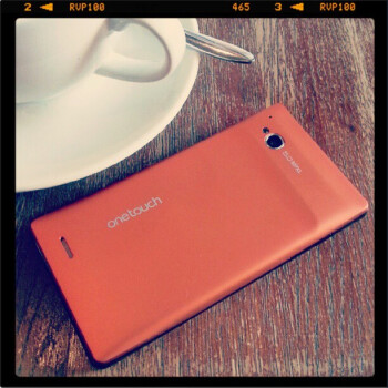 Alcatel One Touch View with Windows Phone 7.8 revealed