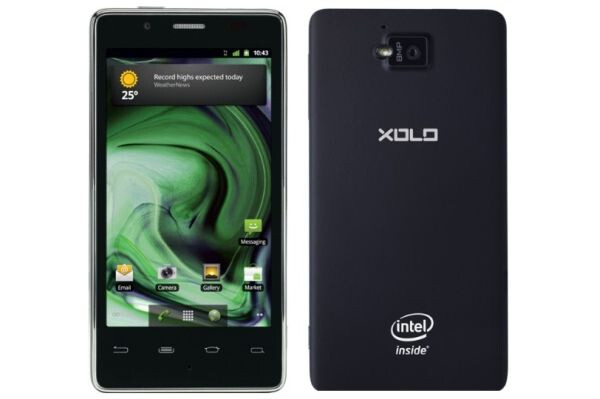 Intel-Atom based Lava Xolo X900 is getting updated to Android 4.0 Ice Cream Sandwich