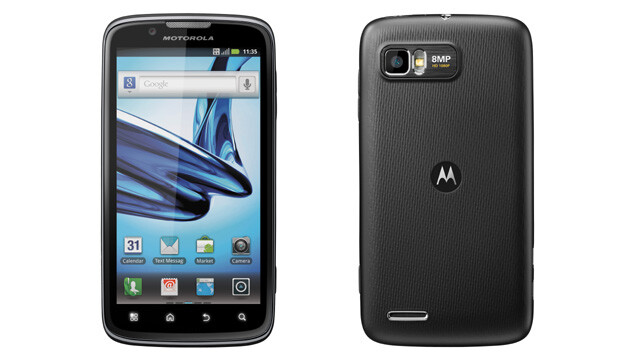 Motorola ATRIX 2 - Motorola ATRIX 2 gets its just desserts in the form of an Android 4.0 update
