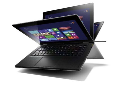 Lenovo IdeaPad Yoga 13 (Win 8, Ivy Bridge, $1100)
