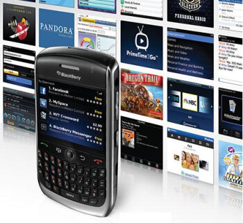 BlackBerry App World has had over 3 billion downloads