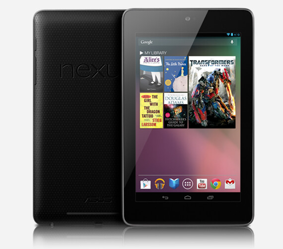 Google Nexus 7 - Factory Images for Samsung GALAXY Nexus and Google Nexus 7 reveal new Android 4.1.2 build