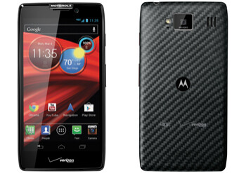 The Motorola DROID RAZR HD and DROID RAZR MAXX HD launch October 18th