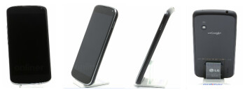 Four sides of the LG Nexus 4