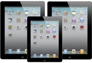 Using a mockup to compare the size of the Apple iPad mini
