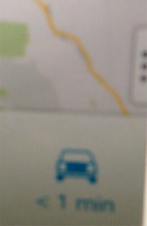 Screenshots alleged to be from Google Maps for iOS - Mr. Blurrycam turns his lens towards Google Maps for iOS