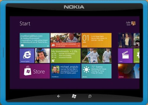 Windows 8 via Nokia