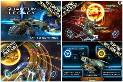 Quantum Legacy HD